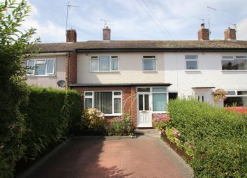 Thumbnail 2 bed terraced house for sale in Shakespeare Road, Neston, Cheshire