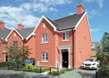 Thumbnail 3 bed semi-detached house for sale in Beedon Way, North Stoneham Park, Eastleigh