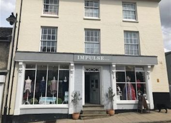 Thumbnail Retail premises for sale in The Guildhall, Market Hill, Framlingham, Woodbridge