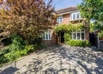 Thumbnail 4 bed detached house for sale in Keswick Avenue, Kingston Vale, London