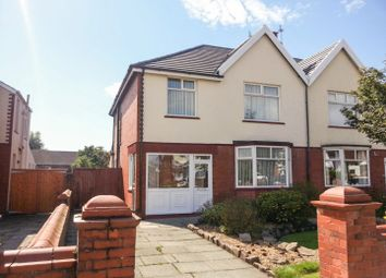 Thumbnail 3 bed semi-detached house for sale in Halsall Road, Southport
