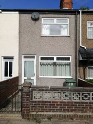 Thumbnail 2 bed terraced house for sale in Pelham Road, Cleethorpes