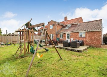Thumbnail 5 bed semi-detached house for sale in Coronation Crescent, Hempnall, Norwich