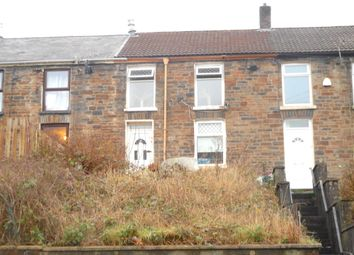 Thumbnail 3 bed terraced house for sale in Dunraven Street, Tonypandy