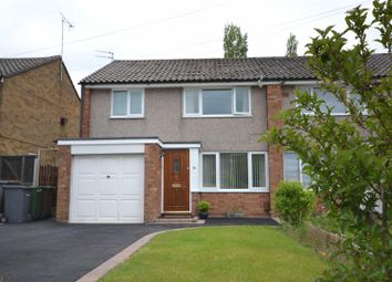 Thumbnail 3 bedroom semi-detached house to rent in Sunningdale Drive, Bromborough, Wirral