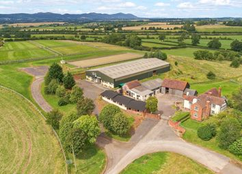 Thumbnail 5 bed property for sale in Eldersfield, Gloucestershire