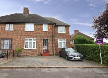 Thumbnail 4 bed semi-detached house for sale in Manor Farm Drive, Chingford