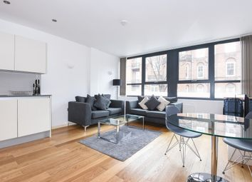 Thumbnail 1 bed flat to rent in Marzell House, North End Road