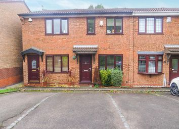Thumbnail 2 bedroom terraced house for sale in Peel Close, Darlaston, Wednesbury