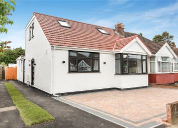 Thumbnail 4 bed semi-detached bungalow for sale in Herlwyn Avenue, Ruislip, Middlesex