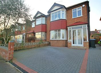 Thumbnail 3 Bed Semi Detached House For Sale In Delhi Road Enfield