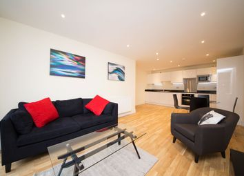 Thumbnail 3 bedroom flat to rent in Langan House, 14 Keymer Place, London
