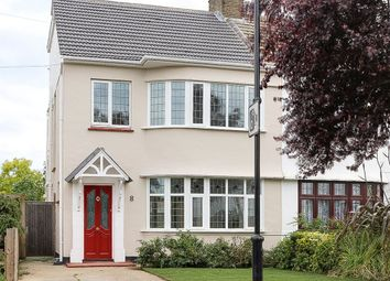 Thumbnail 4 bed semi-detached house for sale in Greenways, Southend-On-Sea