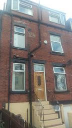 Thumbnail 4 bed terraced house to rent in Harlech Road, Leeds