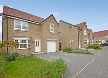 Thumbnail 4 bed detached house for sale in Ribston Close, Goole
