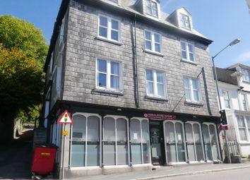 Thumbnail End terrace house for sale in Castle Street, Liskeard, Cornwall