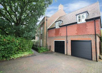 Thumbnail 6 bed detached house for sale in The Willows, Parbrook, Billingshurst