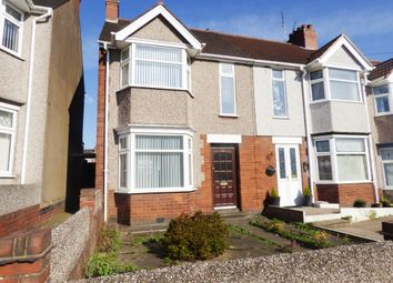 Thumbnail 2 bed end terrace house to rent in Fraser Road, Radford, Coventry