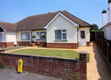 Thumbnail 2 bed semi-detached bungalow for sale in Windermere Road, Holland On Sea, Clacton On Sea
