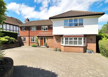 Thumbnail 5 bed detached house for sale in White Hart Wood, Sevenoaks, Kent