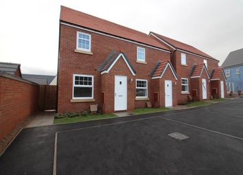 Thumbnail 2 bed semi-detached house to rent in Lle Eirlys, Pontrhydrun, Cwmbran