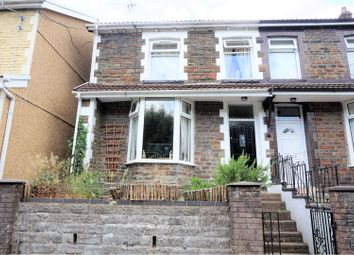 Thumbnail 3 bed end terrace house for sale in Wyndham Street, Tonypandy