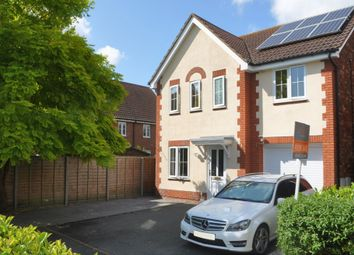 Thumbnail 4 bed detached house for sale in Bugsby Way, Kesgrave