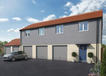 Thumbnail 2 bed detached house for sale in Buckley Gardens, Chickerell, Weymouth