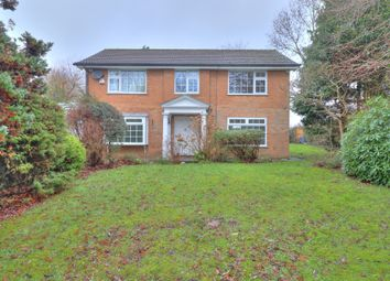 Thumbnail 4 bedroom detached house for sale in Winchester Close, Rochdale