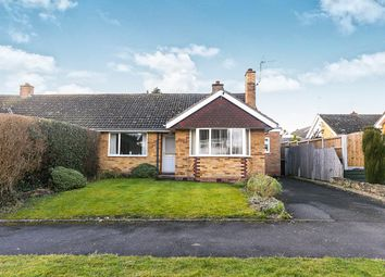 Thumbnail 2 bed bungalow for sale in Froxmere Close, Crowle, Worcester