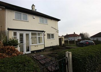 Thumbnail 3 bedroom semi-detached house for sale in Ashley Avenue, Breightmet, Bolton