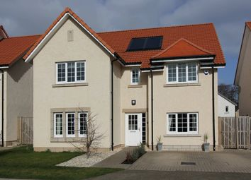 Thumbnail 5 bed detached house for sale in Elginhaugh Gardens, Eskbank, Midlothian