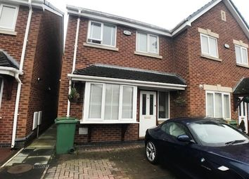 Thumbnail 3 bed semi-detached house to rent in Osborne Grove, Wallasey, Wirral