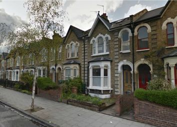 Thumbnail 3 bed flat to rent in Powerscroft Road, Clapton, London