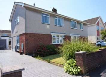 Thumbnail 3 bed semi-detached house for sale in Penrhos, Gorseinon