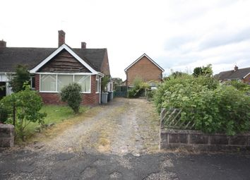 Thumbnail 2 bed semi-detached bungalow to rent in Linden Close, Congleton