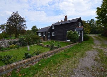 Thumbnail 2 bed detached house to rent in Ashford Road, Badlesmere Lees, Faversham