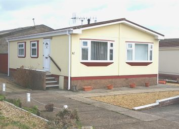 Thumbnail 2 bed mobile/park home for sale in Lloyd Terrace, Chickerell Road, Chickerell, Weymouth