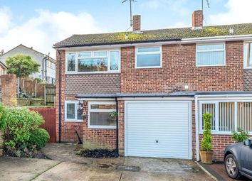 Thumbnail 3 bedroom semi-detached house for sale in Prince Charles Avenue, Chatham
