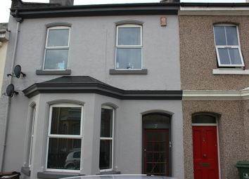 Thumbnail 2 bed flat to rent in Wake Street, Plymouth