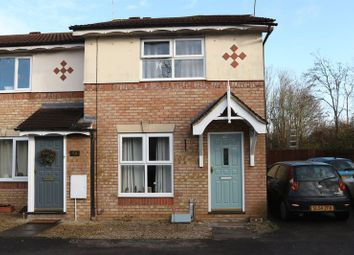 Thumbnail 3 bed terraced house for sale in Cheltenham Drive, Chippenham