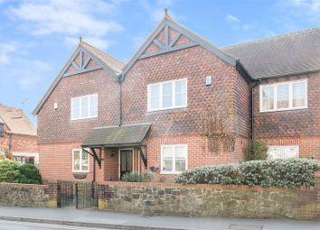 Thumbnail 3 bed semi-detached house for sale in Moreton Almshouses, London Road, Westerham