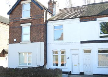 Thumbnail 2 bedroom terraced house for sale in Vale Road, Colwick, Nottingham