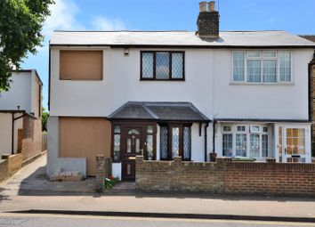 Thumbnail 2 bed terraced house for sale in Walton Road, West Molesey