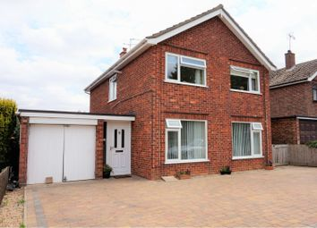 Thumbnail 4 bed detached house for sale in Gainsborough Road, Stowmarket