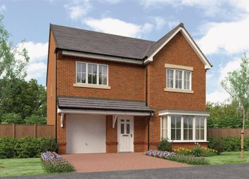"Thumbnail 4 bed detached house for sale in ""The Crompton"" at Buttercup Gardens, Blyth"