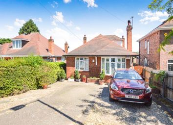 Thumbnail 3 bed detached bungalow for sale in Leicester Road, Shepshed, Loughborough