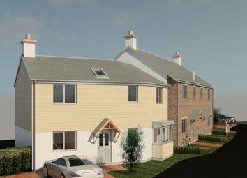 Thumbnail 3 bed terraced house for sale in Legion Lane, Tywardreath, Par
