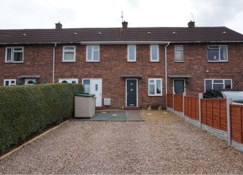 Thumbnail 3 bed terraced house for sale in Hanworth Close, Leamington Spa