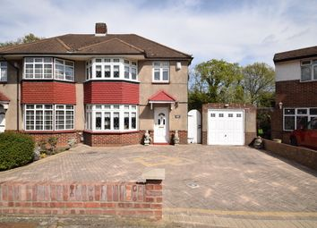 Thumbnail 3 bed semi-detached house for sale in Cathcart Drive, Orpington
